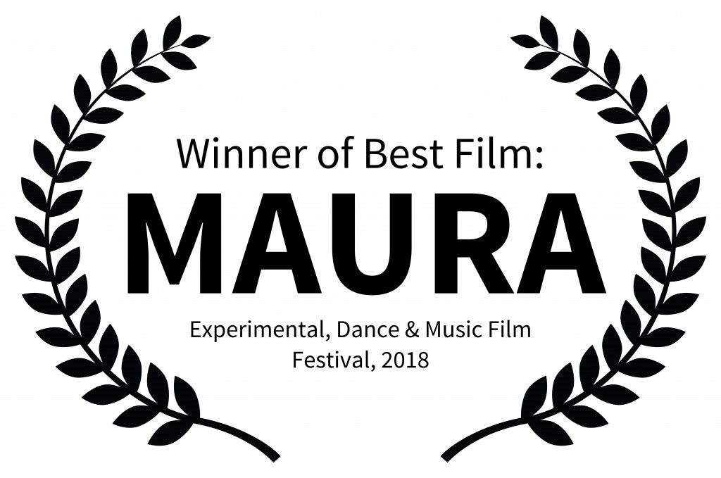 WinnerofBestFilm-MAURA-ExperimentalDanceMusicFilmFestival2018